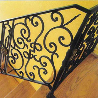 Wrought Iron Antioch