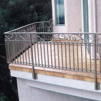 Wrought Iron Railings Sonoma